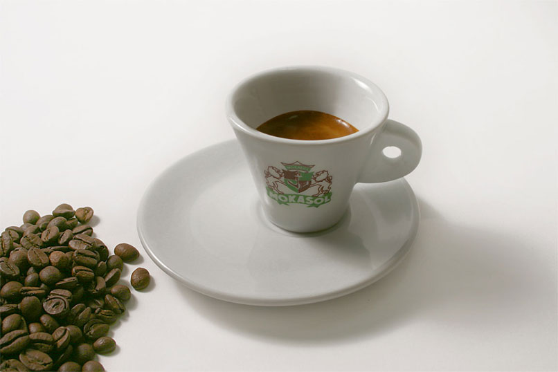 italiaanse espresso kopjes